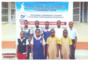 HLF Secondary School Scholarship Scheme