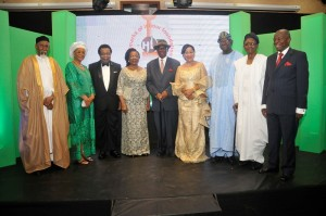 HLF Great Nigeria  Role Model Award recipients  2018,