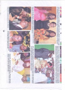 Vanguard Newspaper Publication 2-HLF 22nd Anniversary